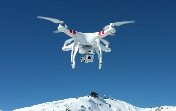 Dogfight against Rogue Drones Begins