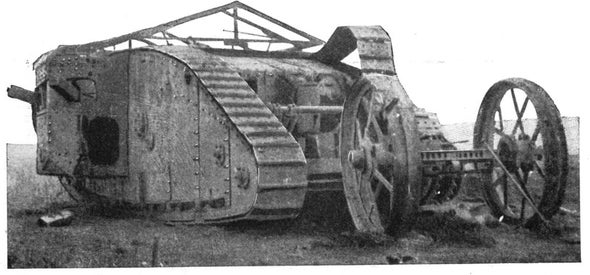 Invention Revealed: The Tank, 1916