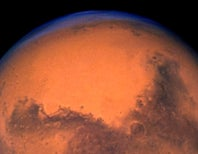There's Methane in Them Thar Martian Rocks!