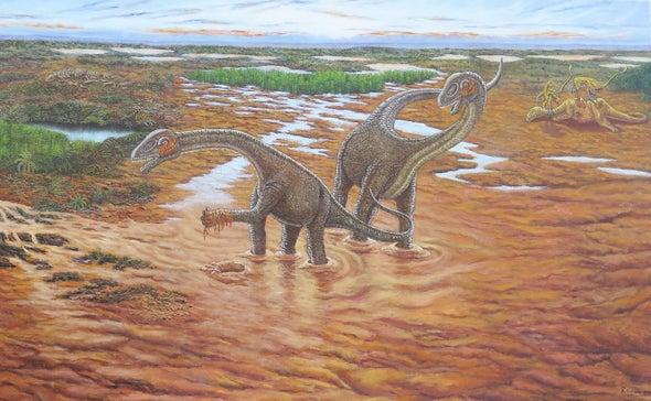 Paleo Profile: Miera's Lizard