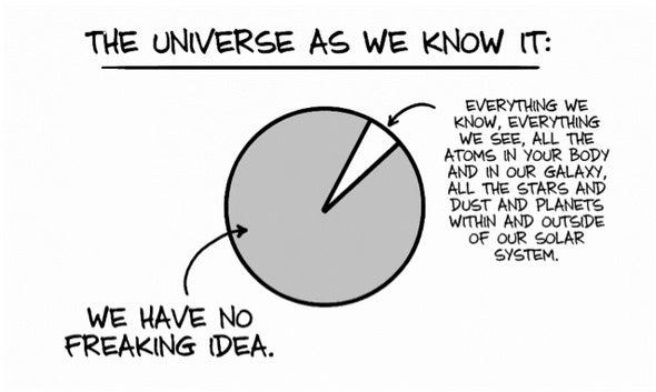 We Live in a Pre-Truth Universe