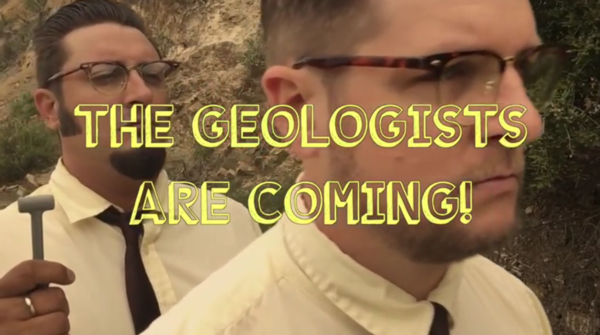A Geology Musical Interlude for Your Enjoyment