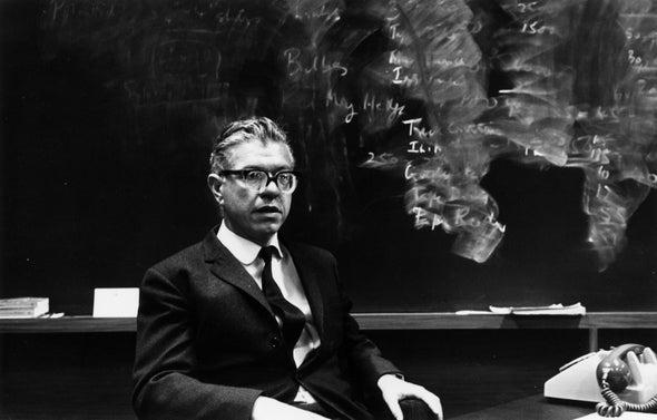 Remembering Big Bang Basher Fred Hoyle