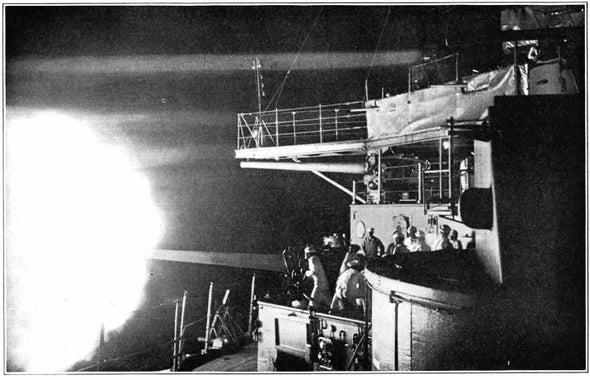 Naval Warfare: Theory and Ships, 1917