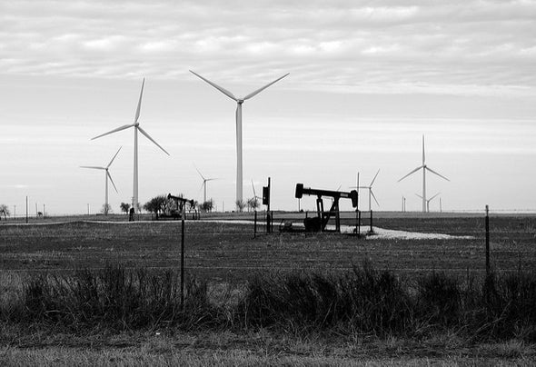 Wind Power Is Getting Taller and Stronger--Especially in Texas