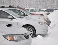 Brrrrrr - it's cold outside! Taking a look at winter car idling