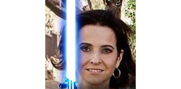 The Force of the Lightsaber Illusion