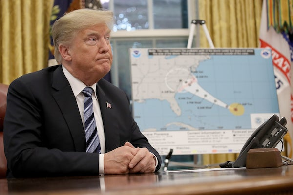 Trump's Irresponsible Denial of Puerto Rico's Hurricane Deaths - Scientific American Blog Network