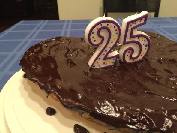 A Mathematical Birthday Life Hack