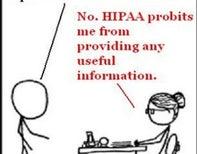 Molecules to Medicine: Pharma Trumps HIPAA?