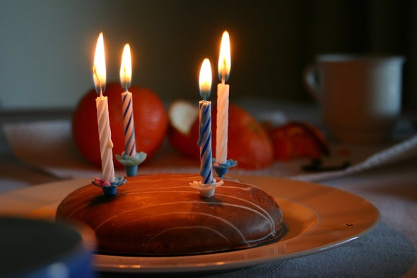Happy Birthday, Roots of Unity!
