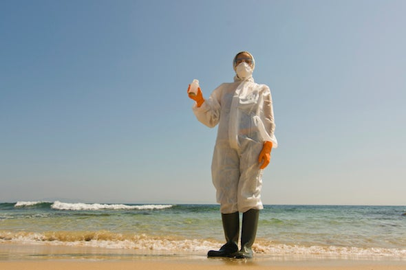 What I Learned from an Ocean Radioactivity Testing Project