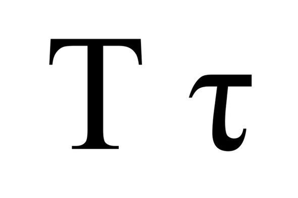 The Tao of Tau