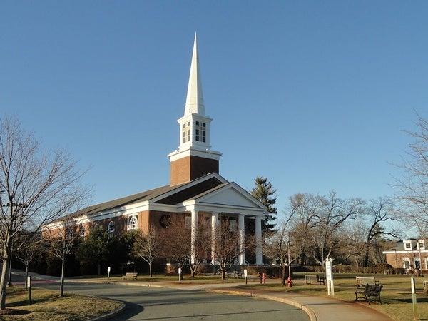 Chapel, Gordon College, Wenham, Massachusetts Credit: Daderot Wikimedia