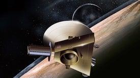 冥王星在后面很远的地方。下一站:Ultima Thule