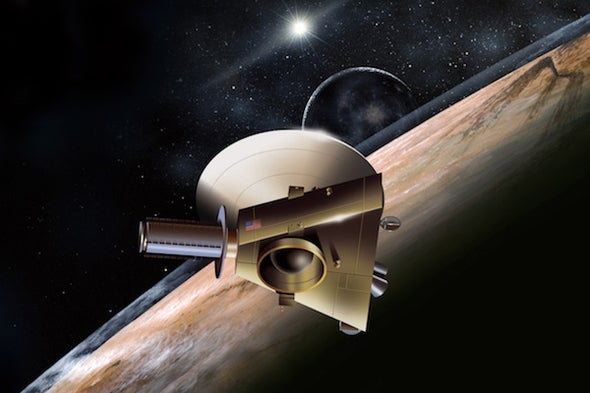 Pluto Is Far in the Rearview. Next Stop: Ultima Thule
