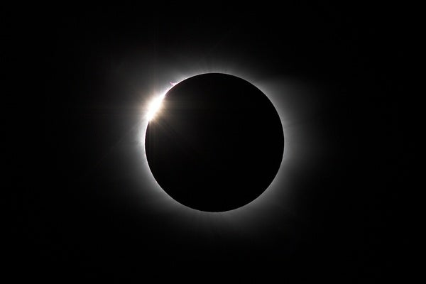A Partial Eclipse Is Interesting; a Total Eclipse Is Mind-Blowing