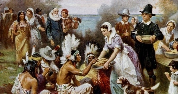 the myth of native american history The approach of thanksgiving, that quintessential american holiday, has me brooding over recent scientific portrayals of native americans as bellicose brutes.
