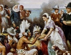 "Thanksgiving and the Myth of Native American ""Savages"""