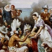 Thanksgiving and the Myth of Native American