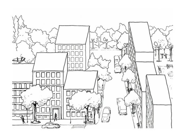 """Countdown to the Best Illusion of the Year Contest and Second Honorable Mention: """"Rooftops"""" Illusion"""