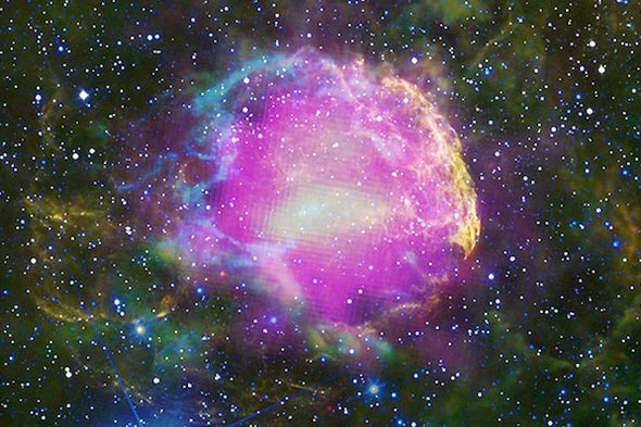 Didn't Scientists Already Know Where Cosmic Rays Come from?