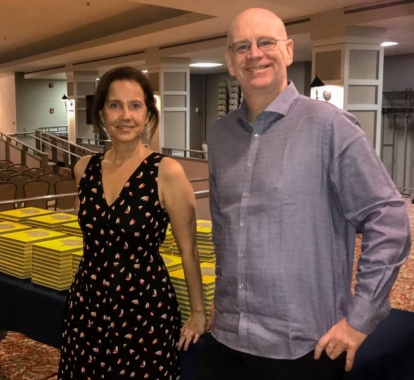 Two Neuroscientists Walk Into a Psychic Fair...