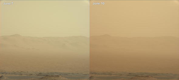 Dust Bowl Mars