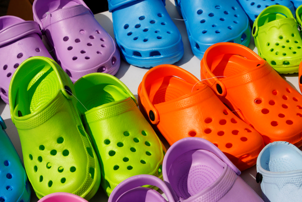 Twenty-Eight Shades of Shoes