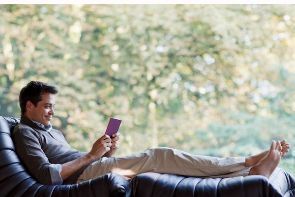 The Rise of the Recliner as a Male Social Space