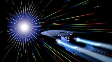 Warp Drive Research Key to Interstellar Travel