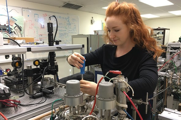 STEM Student Spotlight: Elizabeth Niespolo