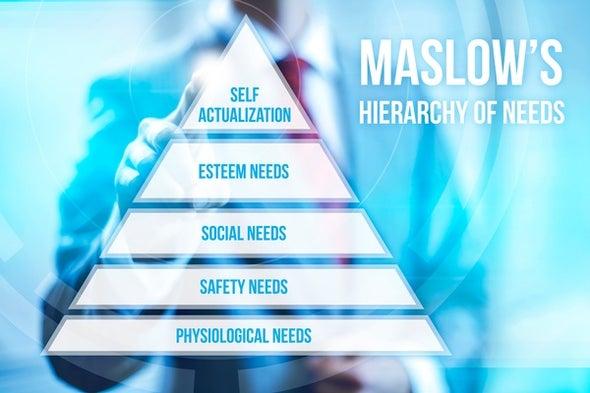 谁创造了马斯洛的标志性金字塔?