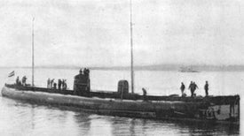 A Political Submarine, 1916