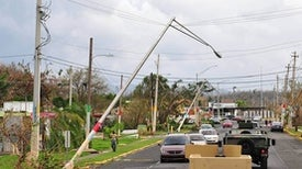Hurricane Maria Dealt a Devastating Blow to Puerto Rico's Electric Grid