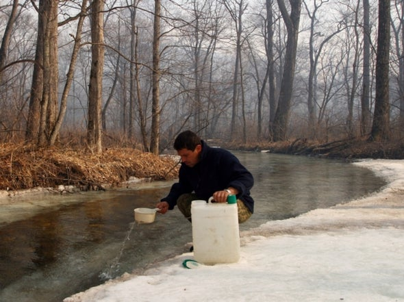 East of Siberia: Clean Water and Healthy Living