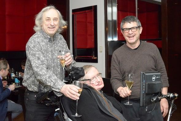 Memories of a Truth-Seeker: Stephen Hawking 1942–2018