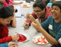 Jell-O Brains and DNA: High School Students Launch Innovative STEM Program