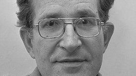 Noam Chomsky Is So Antiestablishment He Disses Himself
