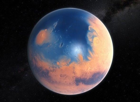 So You Want to Terraform Mars?