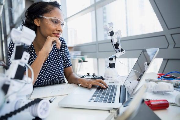 Women in Innovation: Gaining Ground, but Still Far Behind
