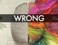 No more right-brain/left-brain!