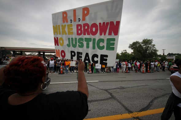 Personal Biases May Be Stoking the Flames in Ferguson