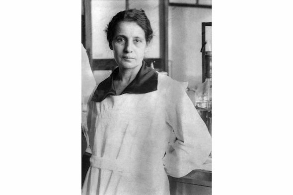 Honoring a Pioneering Woman in Physics