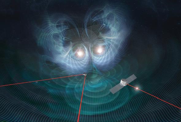 LIGO and Gravitational Waves: A Graphic Explanation