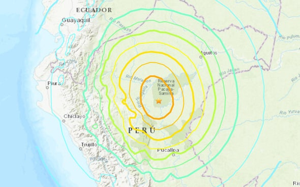 Why Peru's M8 Earthquake Was Damaging, but Not Catastrophic
