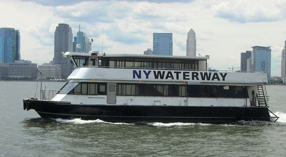 What a Science Writer Thinks about Catching a Ferry to Manhattan