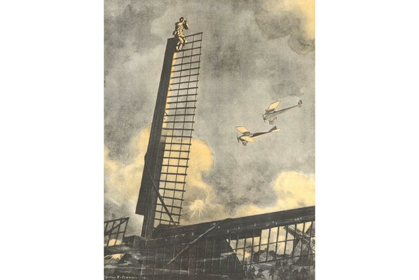 Creative Reconnaissance, 1916