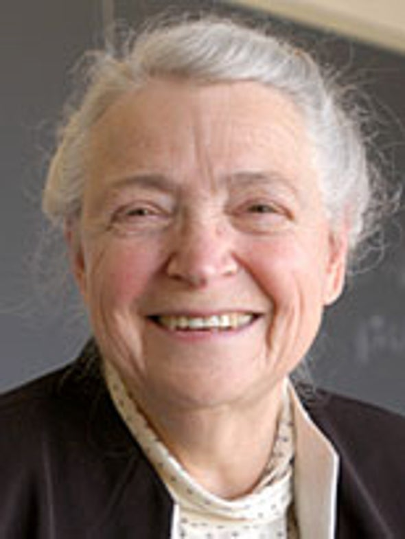 Queen of Carbon Science, Prof. Mildred Dresselhaus, Receives 2015 IEEE Medal of Honor