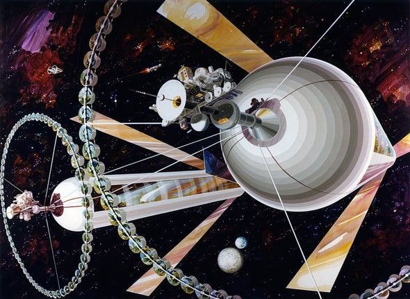 NASA Should Build a Superhighway in Space